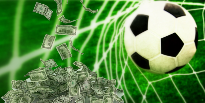 What are the steps to wager on football online?